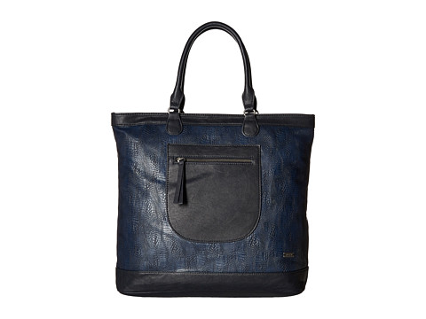 Roxy Surfer Girls Tote Bag - Blue Print