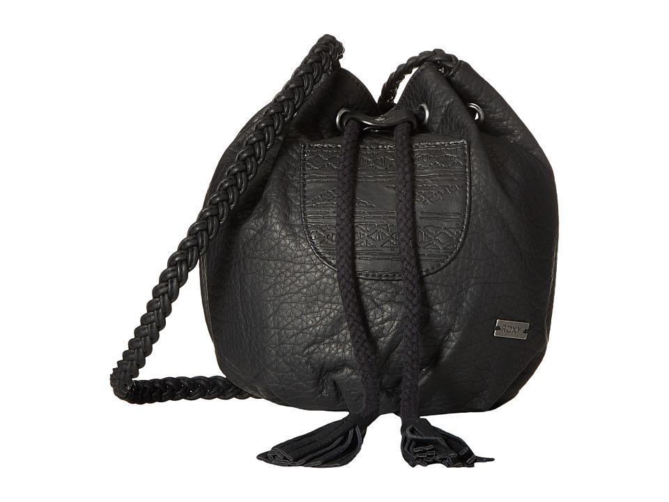 Roxy - Soul Surfer Crossbody Purse (True Black) Cross Body Handbags
