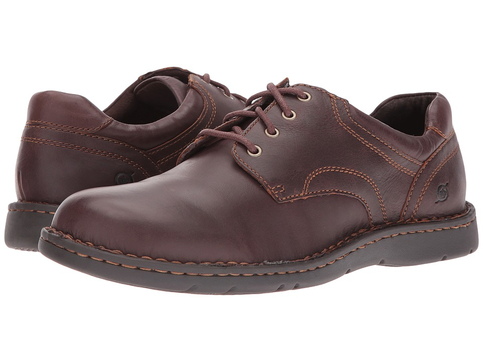 Born Howard (Mahogany Full Grain Leather) Men