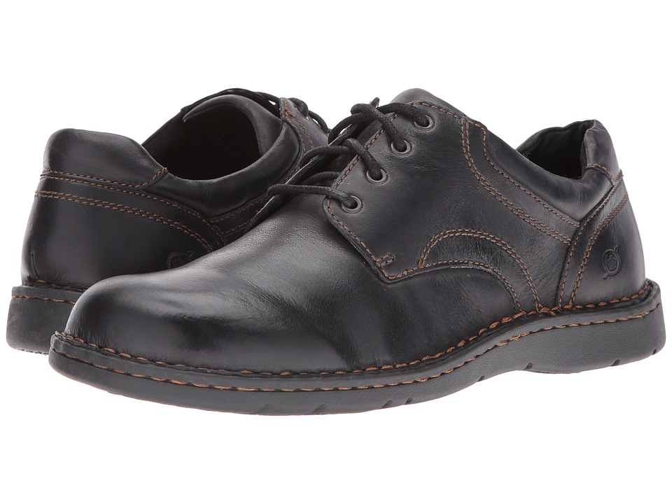 Born Howard (Black Full Grain Leather) Men