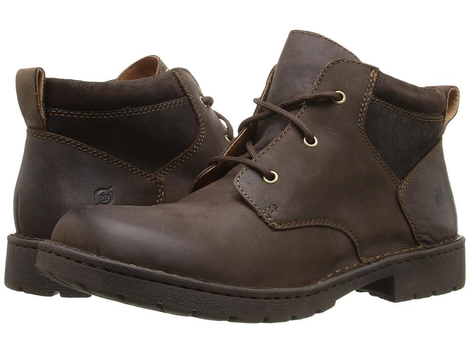 Born Fulton (Clay/Castagno Full Grain Leather) Men