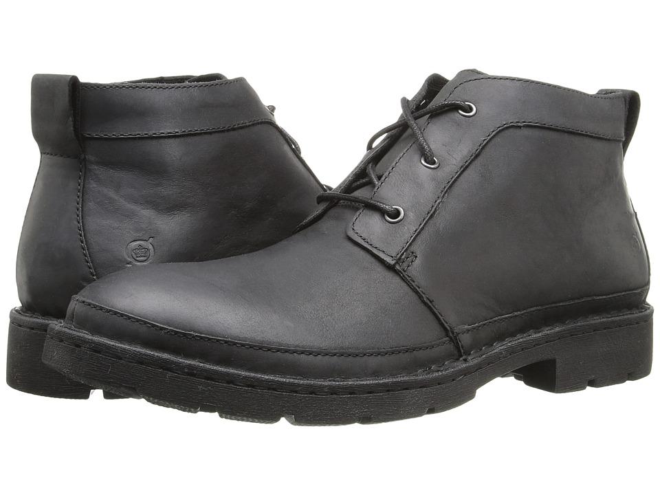Born Melick (Black Full Grain Leather) Men