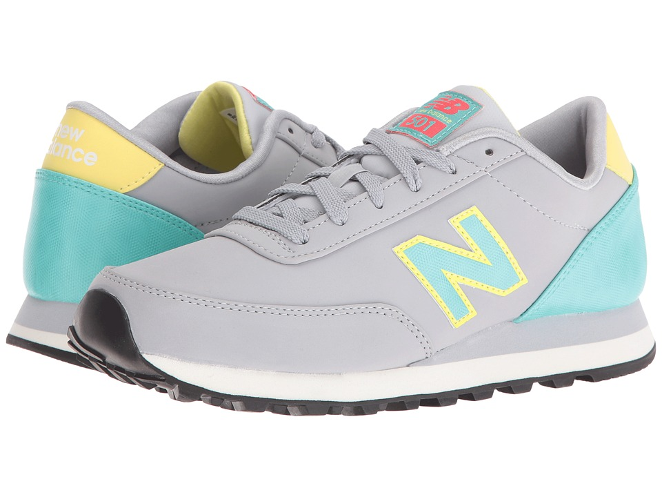 New Balance Classics - WL501 (Silver Mink Synthetic) Womens Classic Shoes