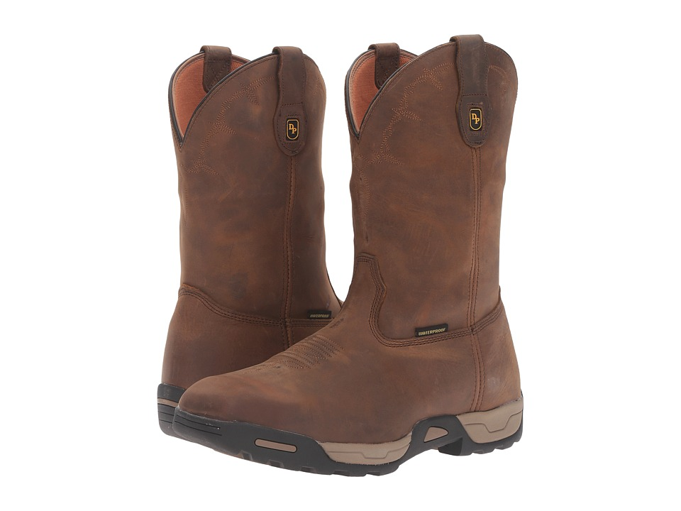 Dan Post Hudson Waterproof (Tan) Men