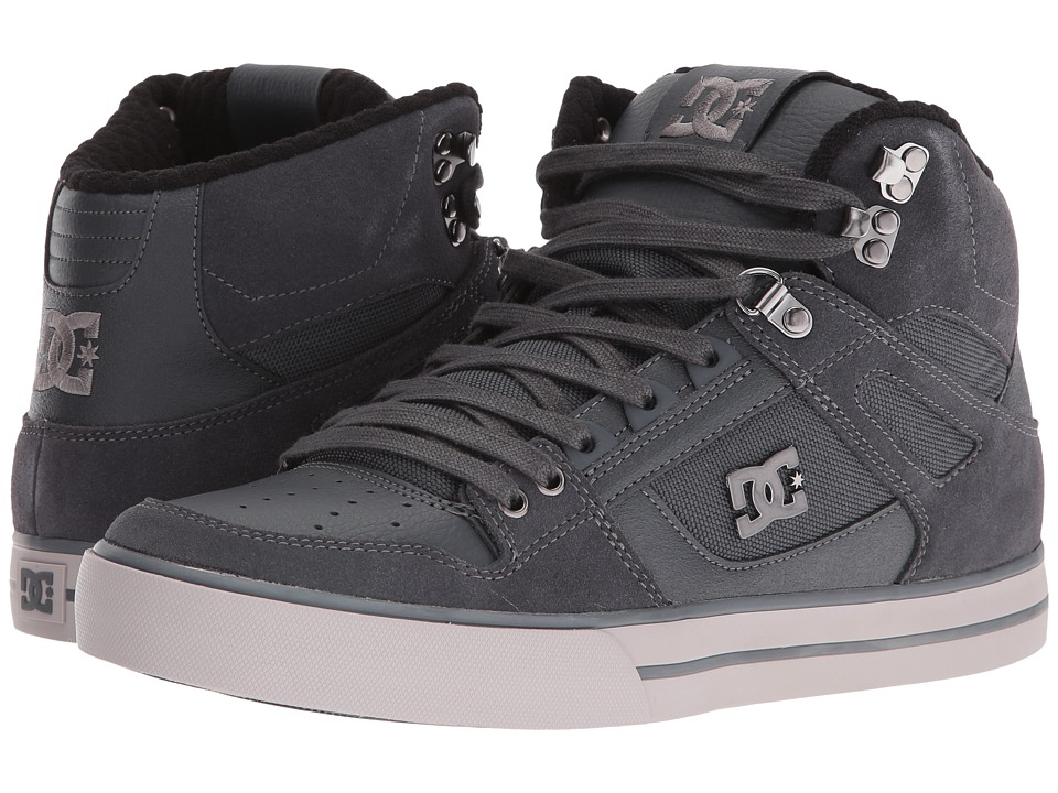 DC Spartan High WC SE (Grey) Men