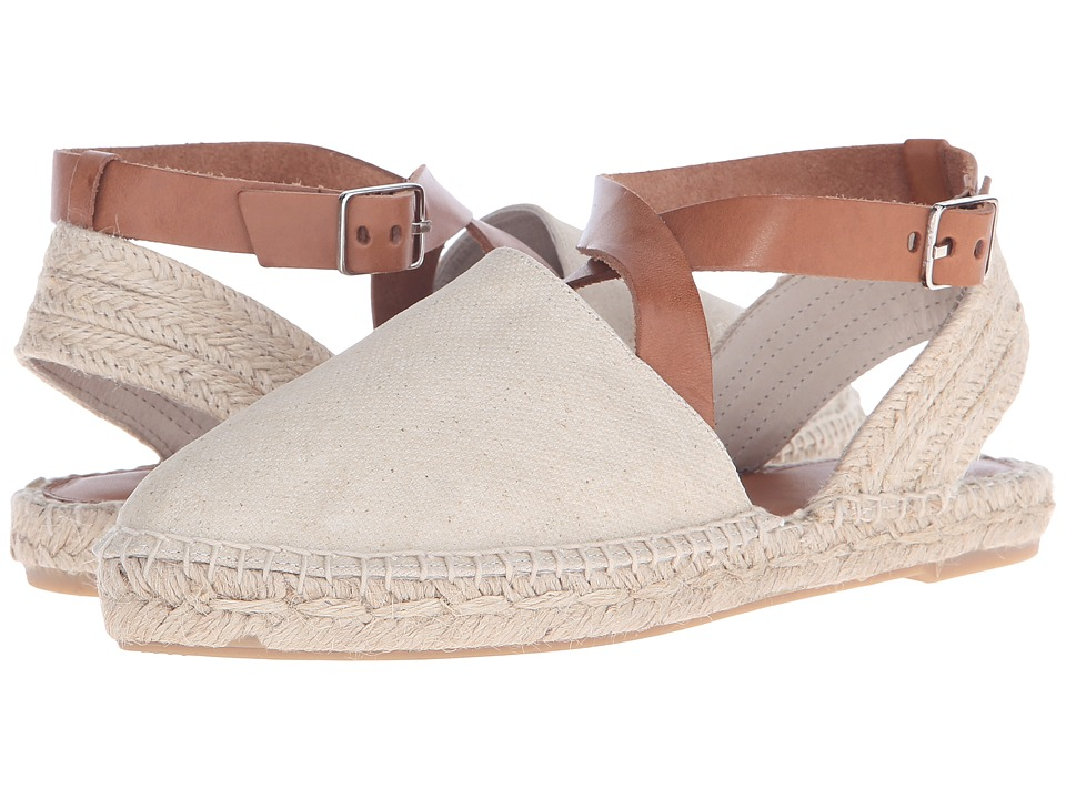 Matt Bernson Corsica Natural Womens Shoes