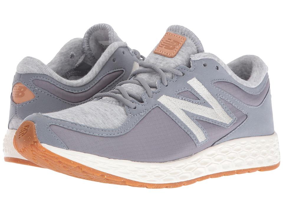 New Balance Classics - WLZANTv2 (Steel Fleece/Nylon) Womens Running Shoes