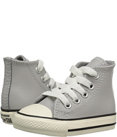 Converse Kids - Chuck Taylor® All Star® Leather Hi (Infant/Toddler)