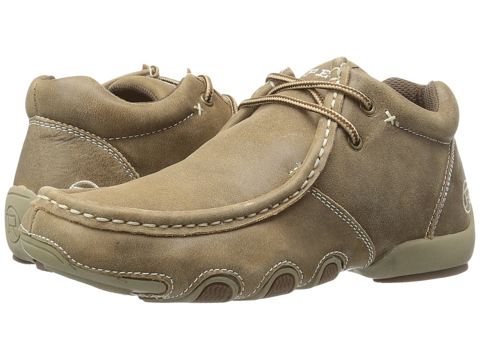 Roper High Country Cassie (Tan Leather) Women
