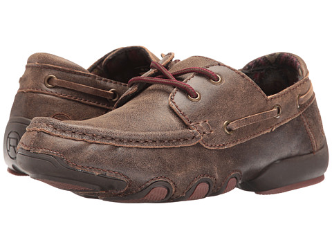 Roper Lacee - Brown Leather