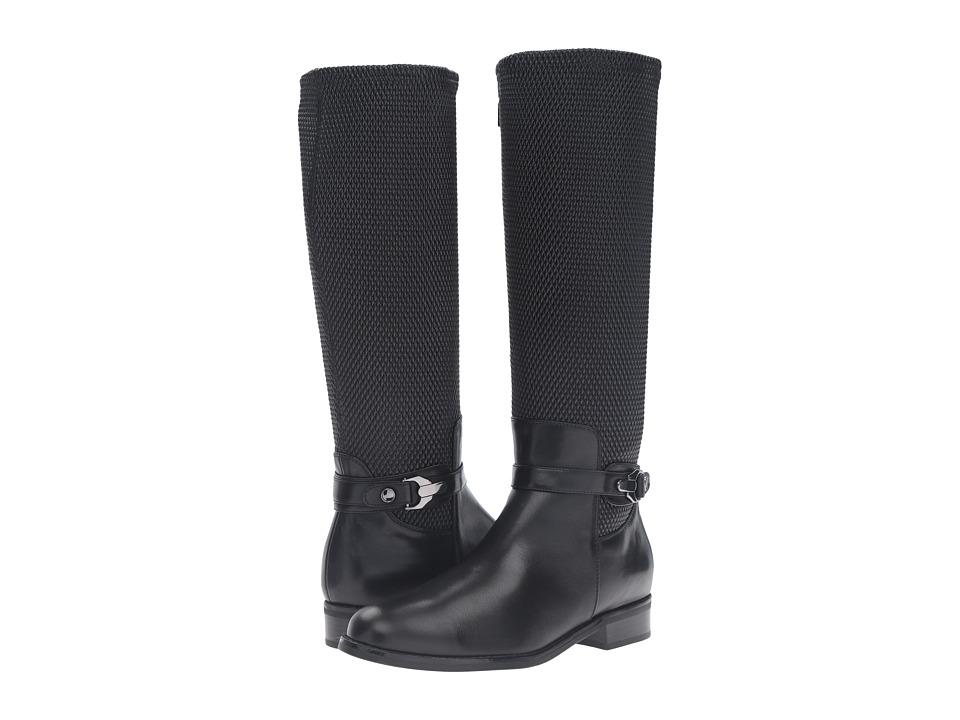Blondo Zana Waterproof (Black Leather) Women