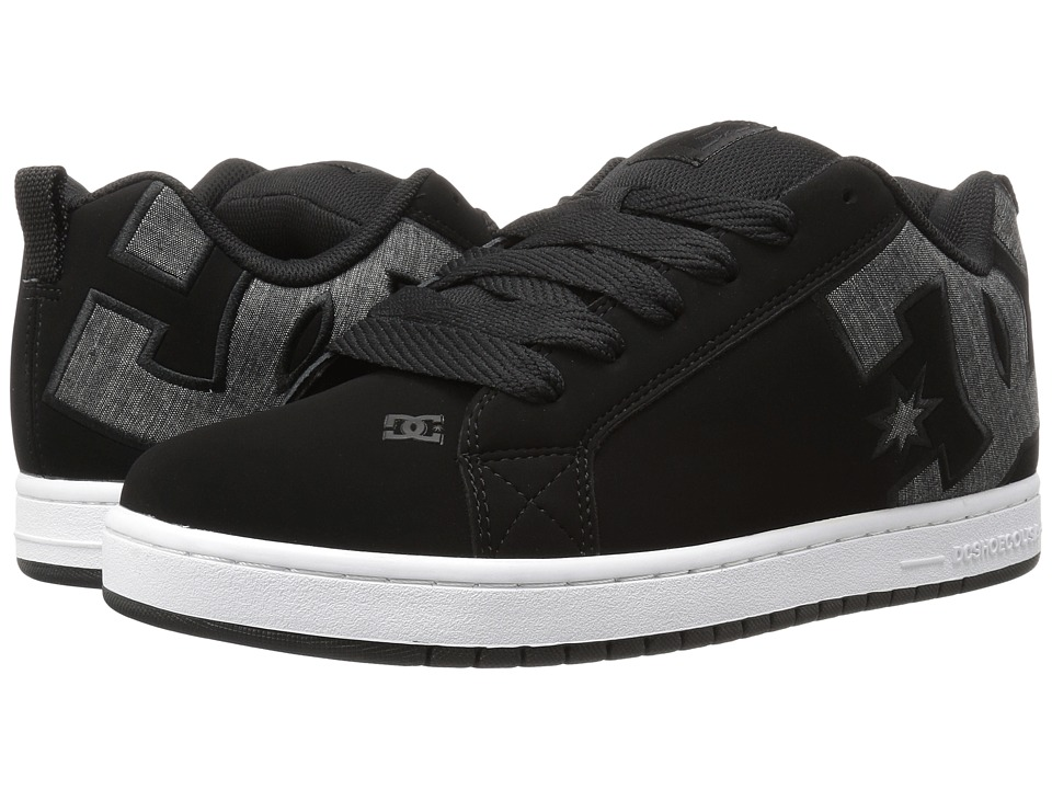 DC Court Graffik SE (Black Wash) Men