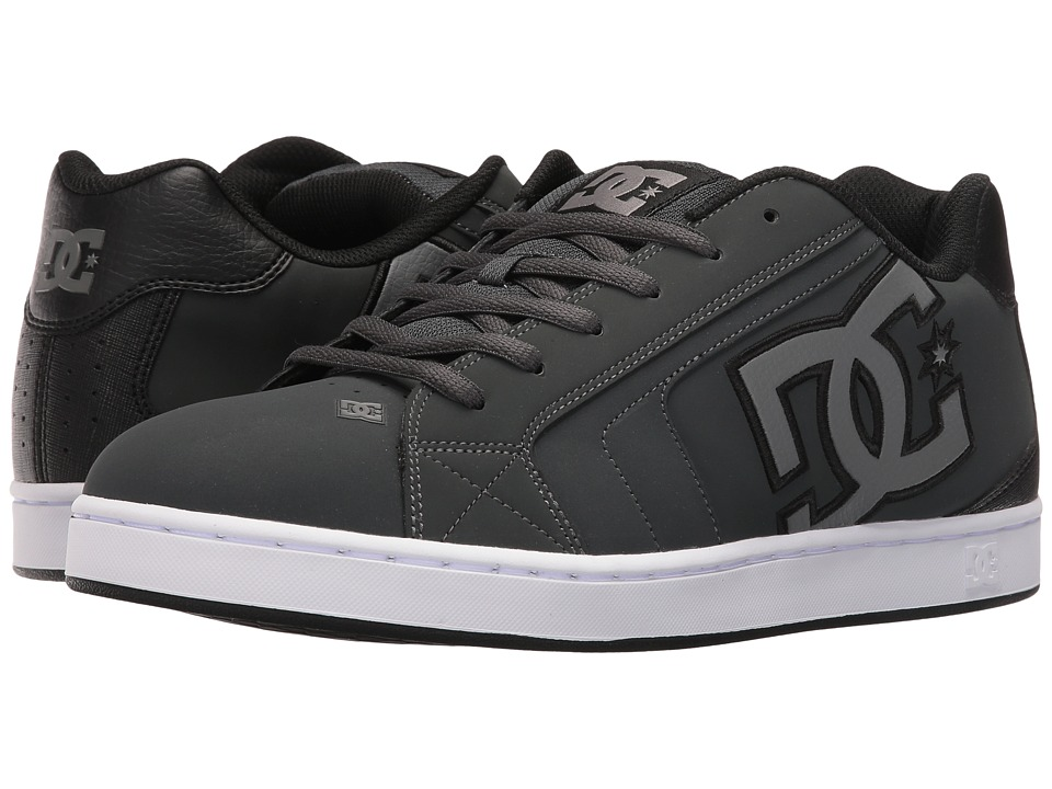 DC Net (Grey/Grey/Black) Men