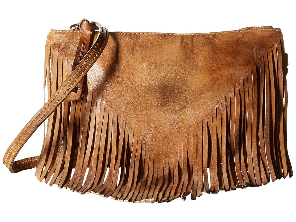 Bed Stu - Silverrock (Tan Rustic White) Handbags