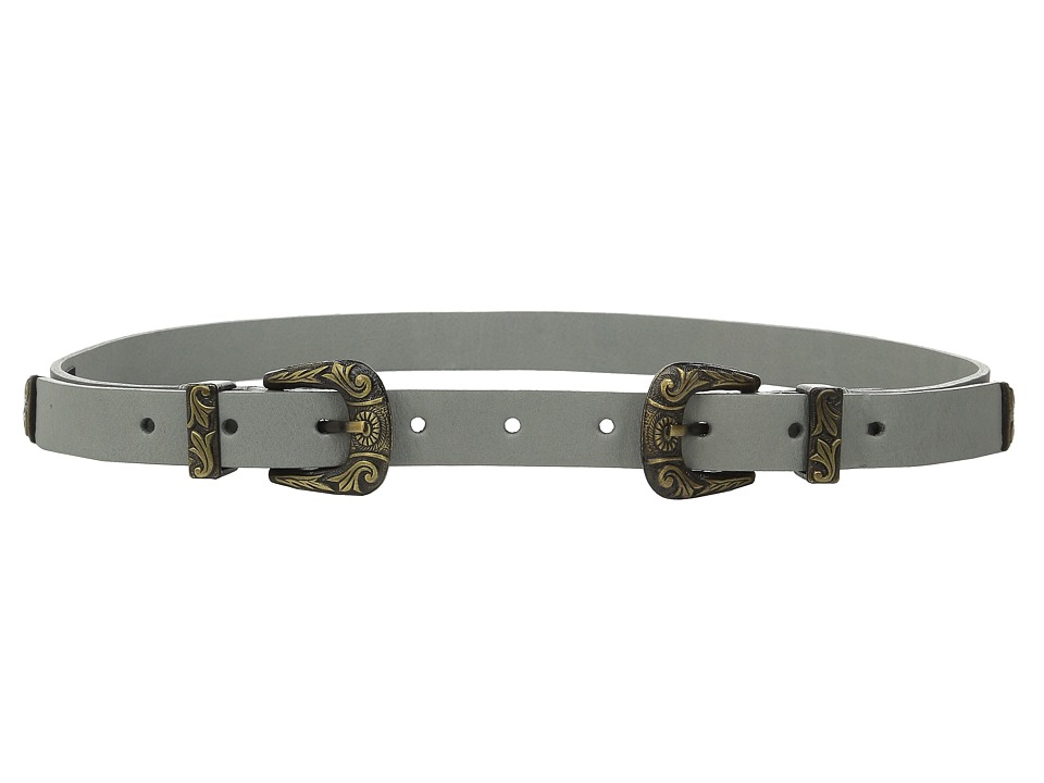 ADA Collection Jenna Belt Grey Womens Belts