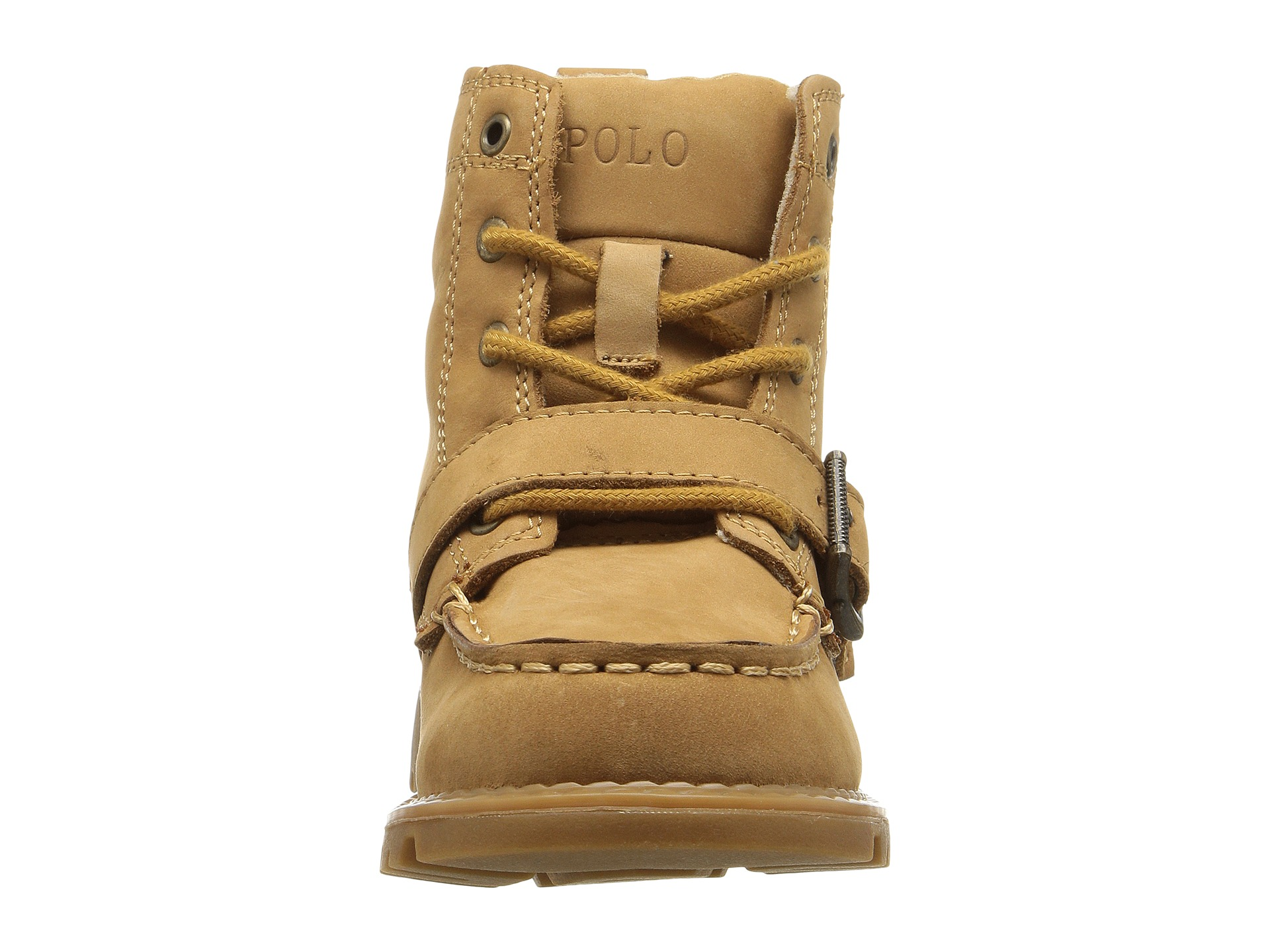 Polo ralph lauren kids ranger hi ii toddler cashew for Ralph lauren kids