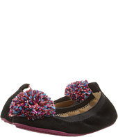 Yosi Samra Kids - Sammie Kid Suede Flat (Toddler/Little Kid/Big Kid)
