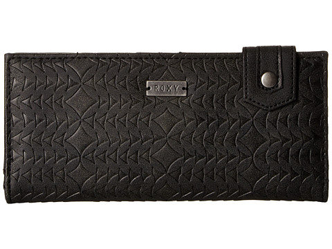 Roxy Solar System Wallet - True Black