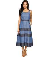 Tommy Bahama - Chambray All Day Tiered Dress
