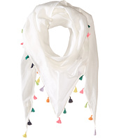 Michael Stars - Tassel Party Triangle Scarf