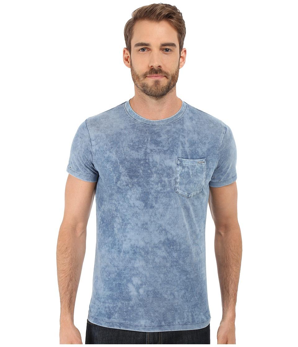 Diesel - T-Diego-At T-Shirt (Blue) Men
