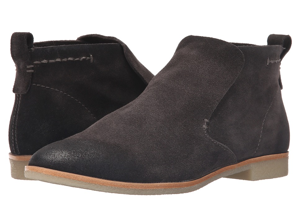 Dolce Vita Colt Anthracite Suede Womens Shoes