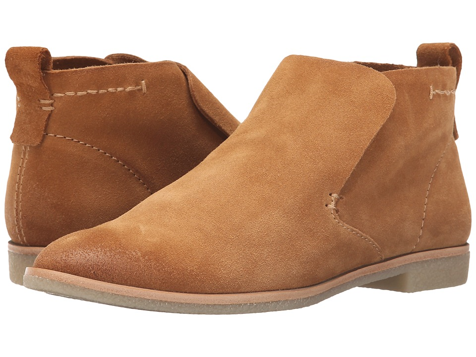 Dolce Vita Colt Sepia Suede Womens Shoes