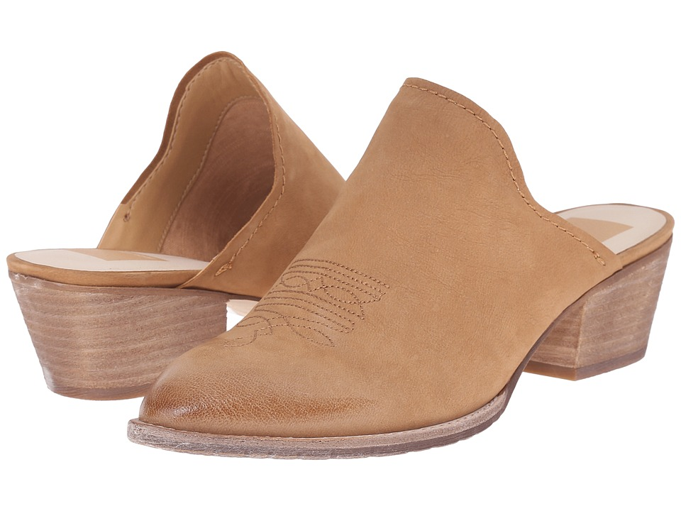 Dolce Vita Shiloh Saddle Nubuck Womens Shoes