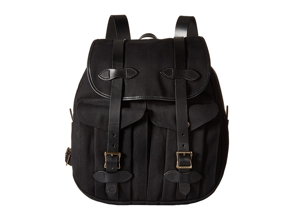 Filson - Rucksack (Black) Backpack Bags