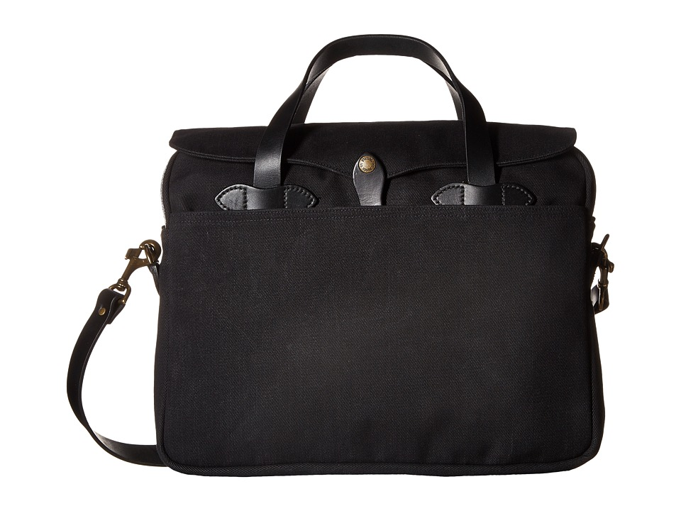 Filson - Original Briefcase (Black 1) Briefcase Bags