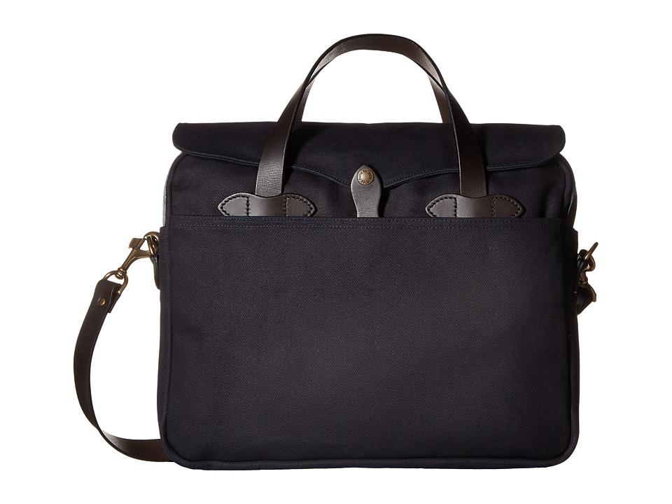 Filson Original Briefcase (Navy 1) Briefcase Bags