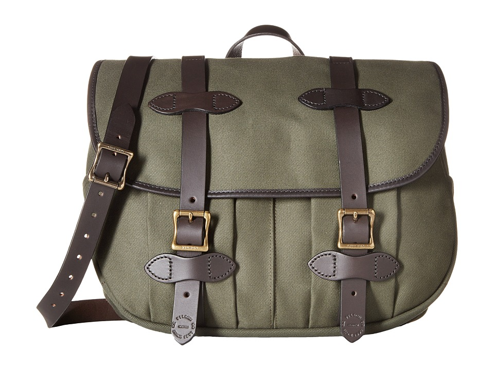 Filson - Medium Field Bag (Otter Green 1) Bags