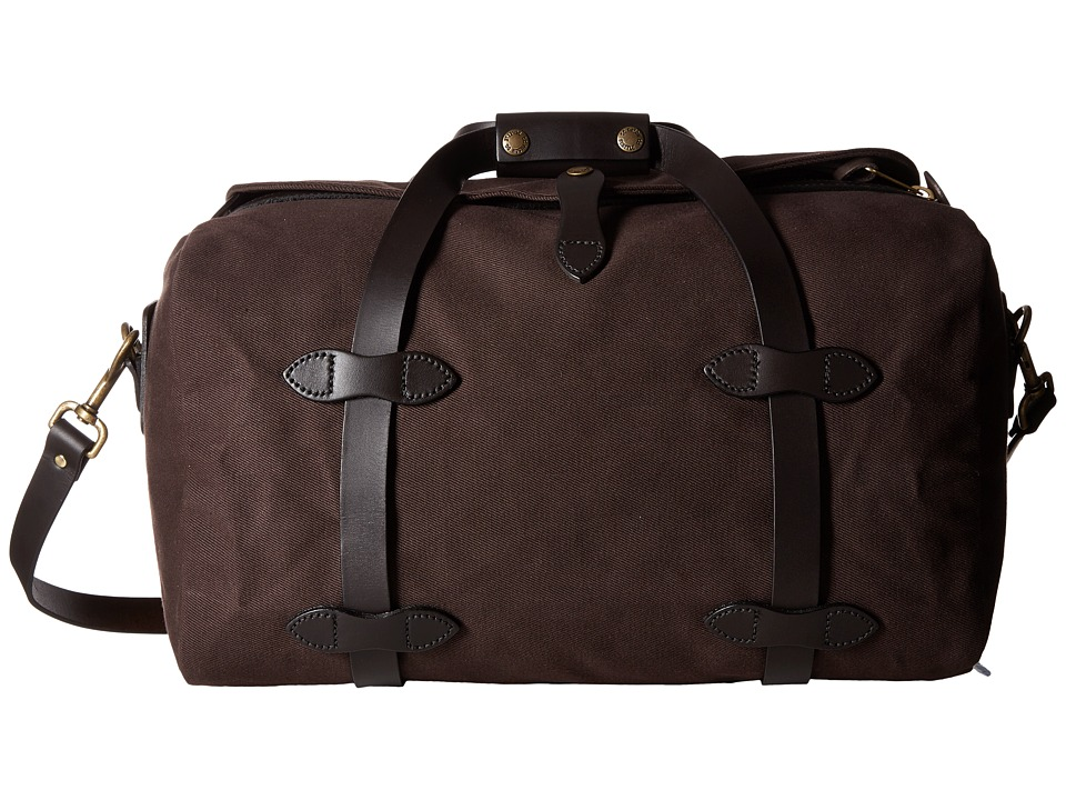Filson - Small Duffle Bag (Brown 1) Duffel Bags