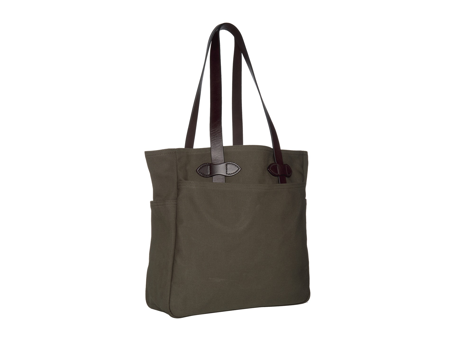 Filson Tote Bag W/Out Zipper at Zappos.com