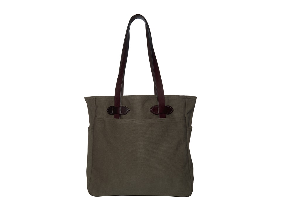 Filson - Tote Bag W/Out Zipper (Otter Green1) Tote Handbags