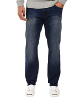 Mavi Jeans - Zach Classic Straight Leg in Indigo Shaded White Edge