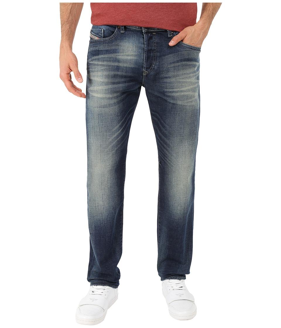 Diesel Buster Trousers 0850K Denim Mens Jeans