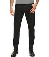 Mavi Jeans - Jake Tapered Fit in Black/Indigo Coated White Edge