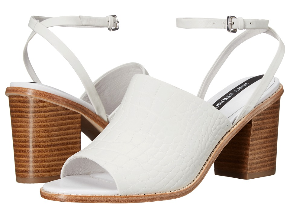 Matt Bernson Camden White Womens Shoes