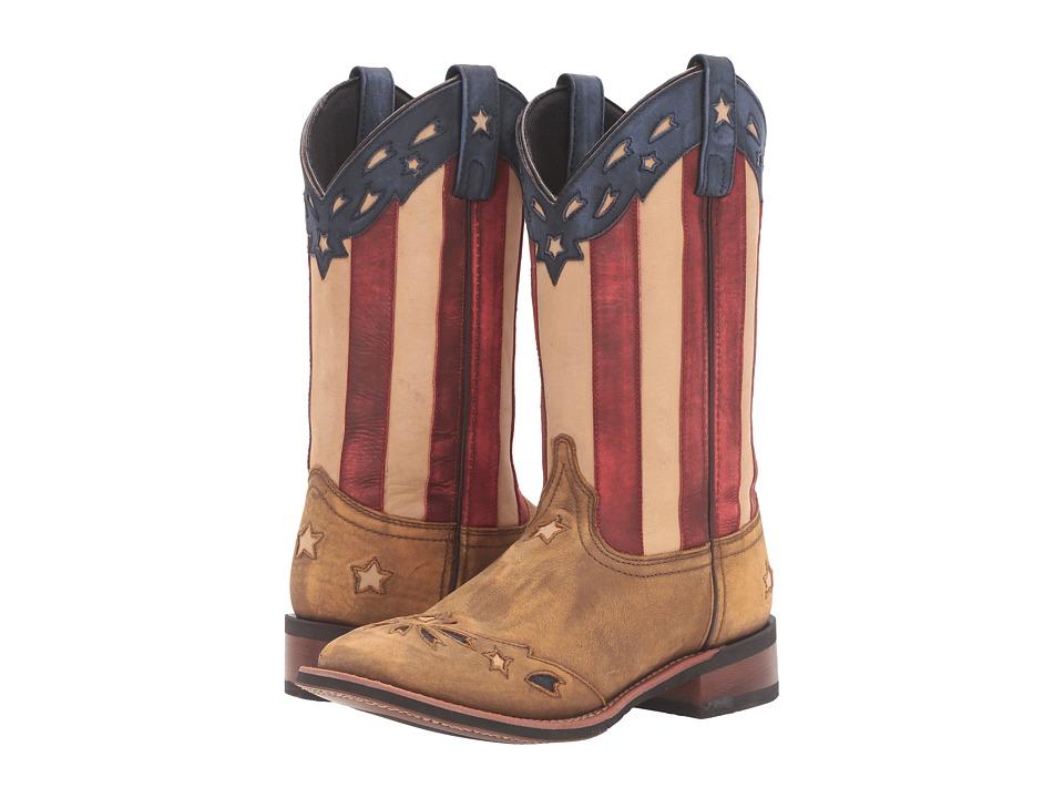 Laredo - Freedom (Tan) Cowboy Boots