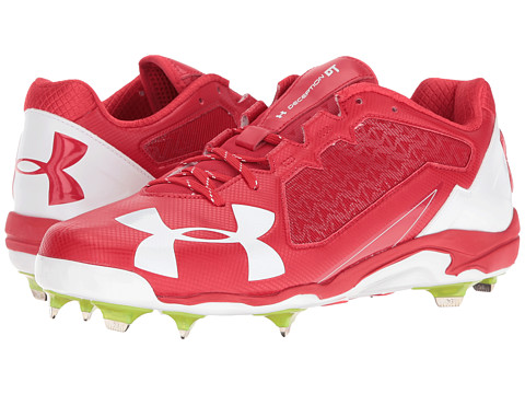 Under Armour UA Deception Low DT - Red/White