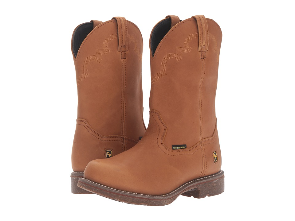 Dan Post Lawton (Honey) Cowboy Boots