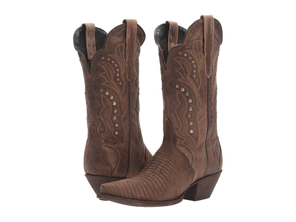 Dan Post - Talisman (Sand) Cowboy Boots