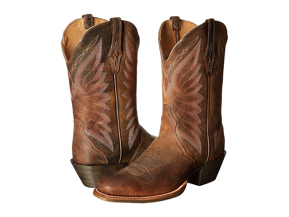 Ariat Autry (Woodsmoke) Cowboy Boots