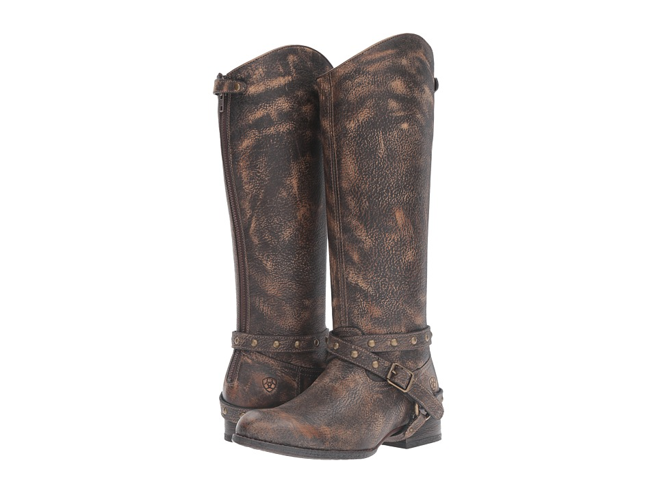 Ariat Manhattan (Brooklyn Brown) Cowboy Boots