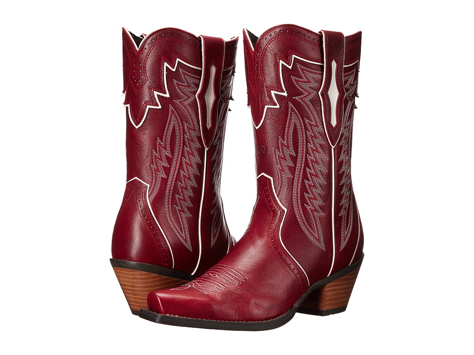 Ariat Calamity (Lipstick Red) Cowboy Boots