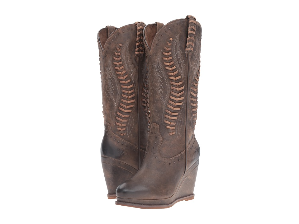 Ariat Nashville (Dark Chocolate) Cowboy Boots