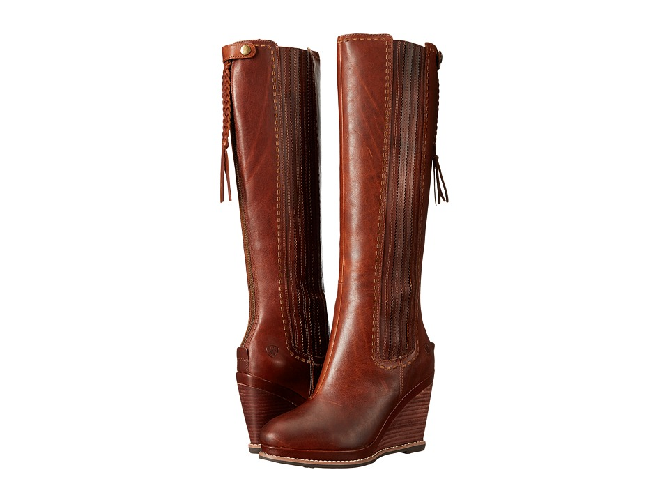 Ariat Ryman (Cedar) Cowboy Boots