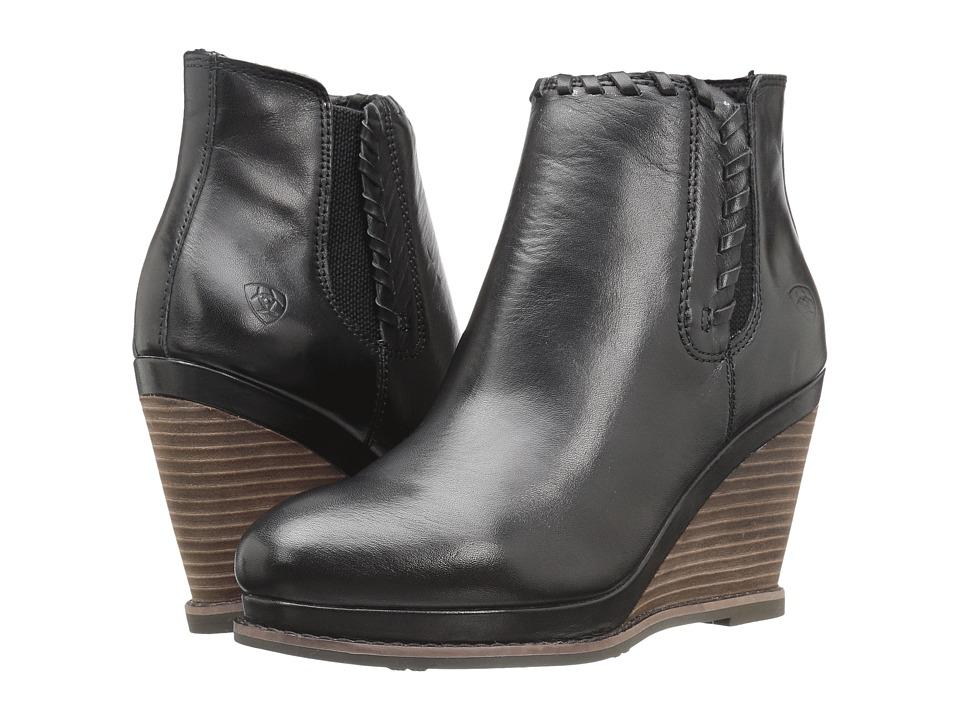 Ariat Belle (Limousin Black) Cowboy Boots