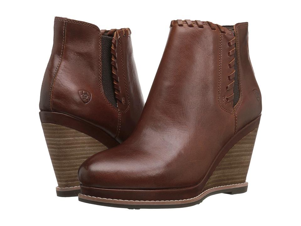 Ariat Belle (Cedar) Cowboy Boots